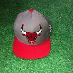 Chicago Bulls Mitchell & Ness Hat